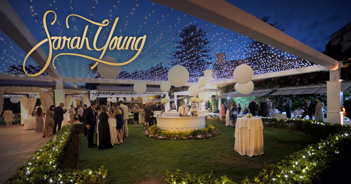 luxury events young sarah planner