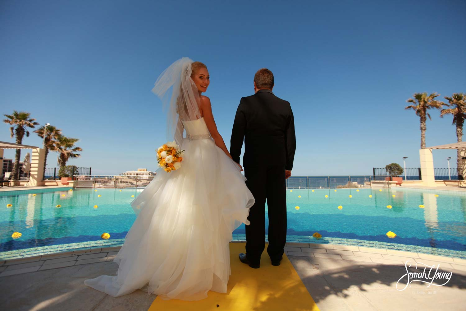 sarah young malta events weddings planned memorable moments mark ve last