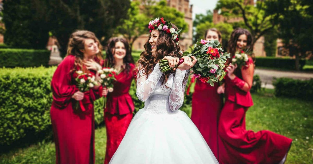 Dress the Part - Top 10 Valentine's Wedding Style Ideas Valentines-day-wedding