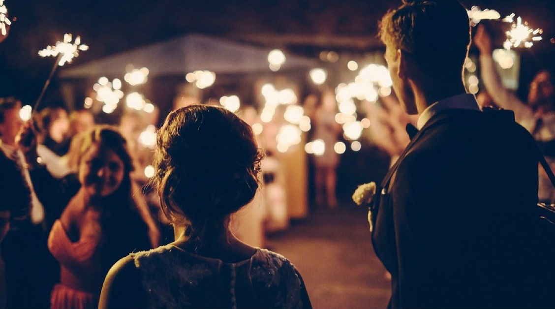 Own the day - Top 10 Valentine's Day Wedding Style Ideas Valentine's Day wedding